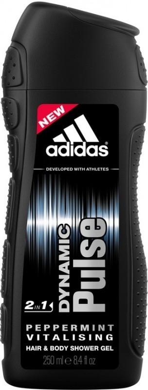 Adidas sprchový gel 2v1 Dynamic Pulse 250 ml