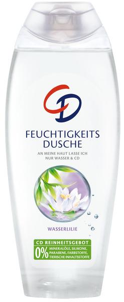 CD sprchový gel Wasserlilie 250 ml