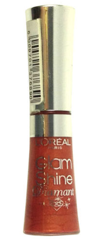 Loreal lesk na rty Glam Shine 163 6 ml