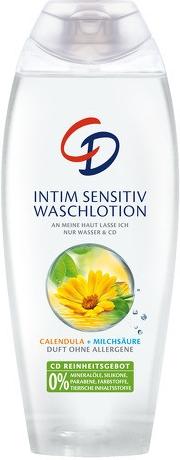 CD sprchový gel Intimate 250 ml