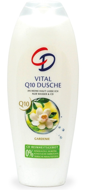 CD sprchový gel Q10 250 ml
