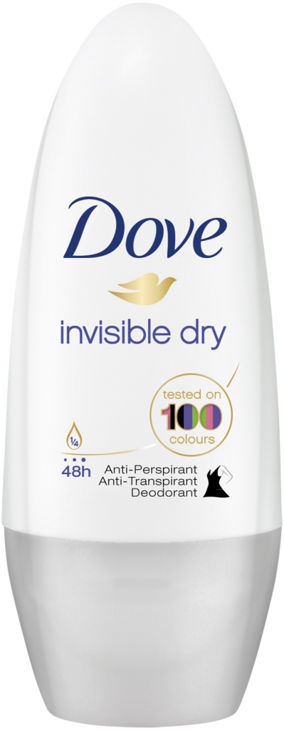 Dove roll on Invisible 50 ml