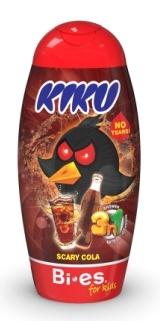 Kiku sprchový gel Scary Cola 250ml