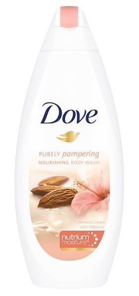 Dove sprchový gel Purely Pampering Almond Cream 250ml