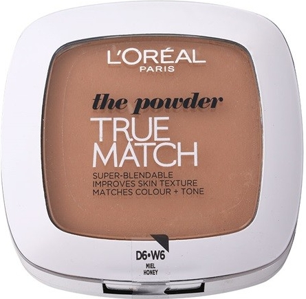 Loreal pudr True Match W6 9g