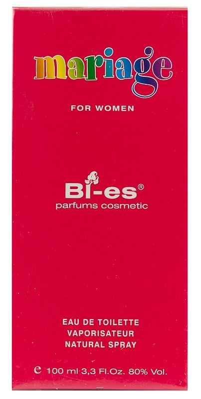 BI-ES parfémová voda Mariage Woman 100 ml