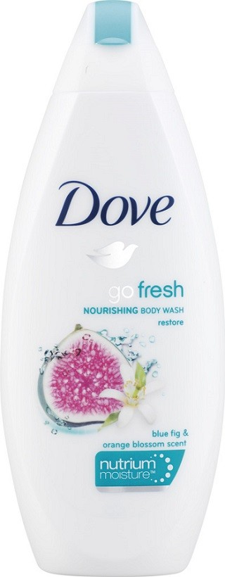 Dove sprchový gel Go Fresh Restore 250 ml