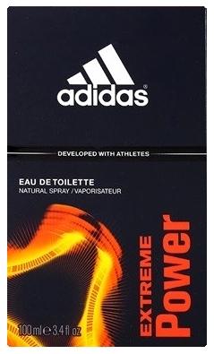 Adidas toaletní voda Extreme Power 100 ml