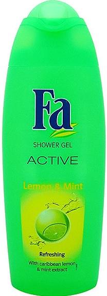 Fa sprchový gel Active Lemon & Mint 250 ml