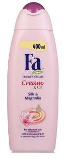 Fa sprchový gel Cream & Oil  Silk & Magnolie 400ml