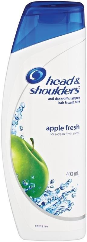 Head&Shoulders šampón Apple Fresh 400 ml