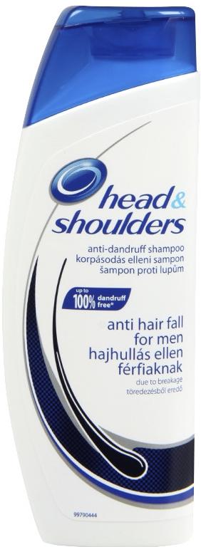 Head&Shoulders šampón For Men 400ml