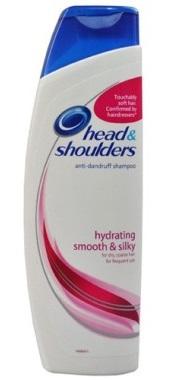 Head&Shoulders šampón Smooth and Silky 400 ml