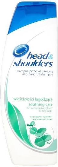 Head&Shoulders šampón Soothing Care 400 ml