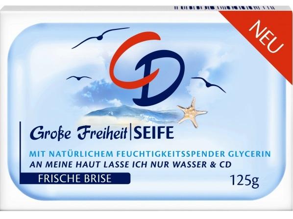 CD mýdlo tuhé Frische Brisse 125 g