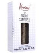 Naomi Campbell By Naomi toaletní voda 10 ml