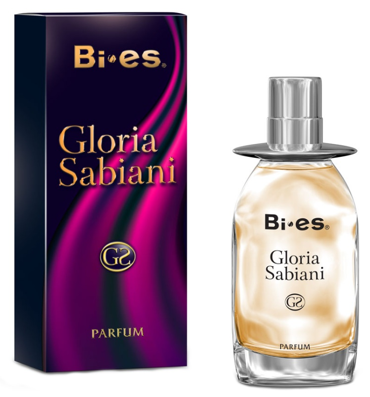 BI-ES parfém Gloria Sabiani 15 ml