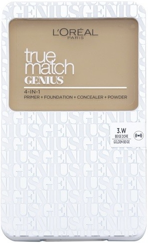 Loreal make up True Match Genius 4v1 Super Smart Foundation 2.C 7 g