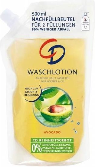 CD tekuté mýdlo náhradní náplň 500 ml