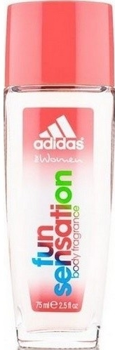 Adidas deospray ve skle Woman Fun Sensation 75 ml