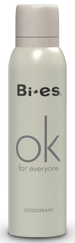 BI-ES deospray OK For Everyone 150 ml