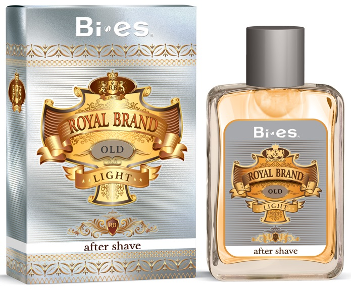 BI-ES voda po holení Royal Brand Light 100 ml