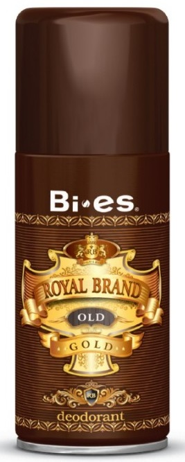 BI-ES deospray Men Royal Brand Gold 150 ml