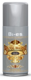 BI-ES deospray Men Royal Brand Light 150 ml