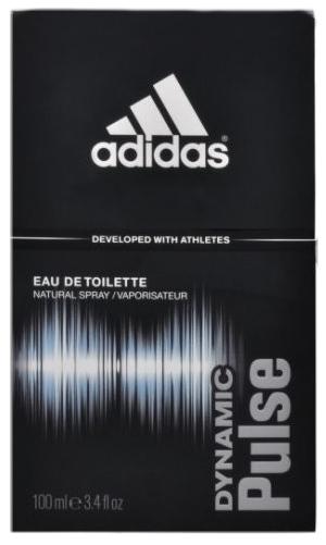 Adidas toaletní voda Dynamic Pulse 100 ml