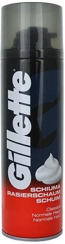 Gillette pěna na holení Classic 300ml