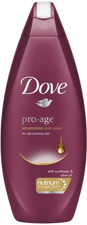 Dove sprchový gel Pro-Age 250 ml