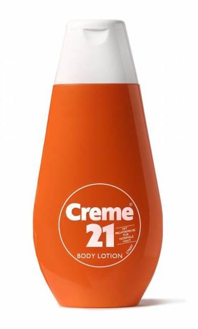 Creme 21 tělové mléko Body Lotion 250 ml