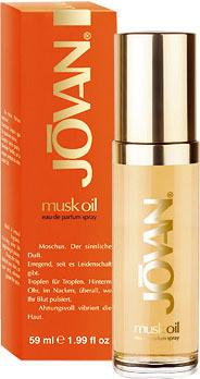 Jovan Musk Oil parfémovaná voda 59 ml