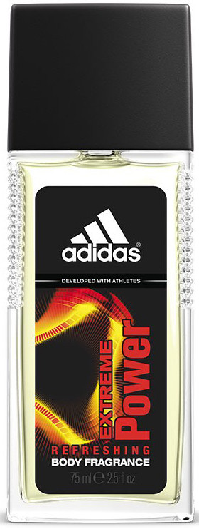 Adidas deospray ve skle Men Extreme Power 75 ml