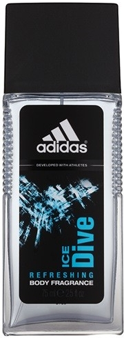Adidas deospray ve skle Men Ice Dive 75 ml