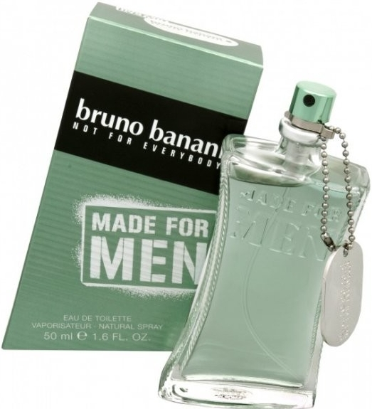 Bruno Banani toaletní voda Made For Men 30 ml