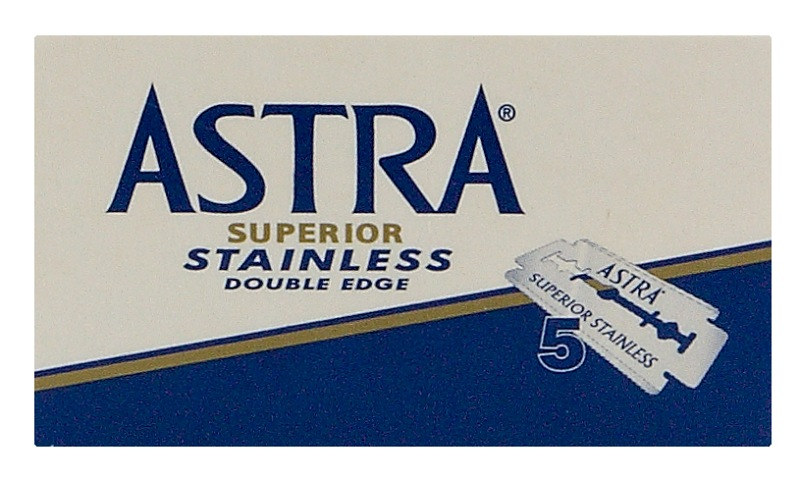 Astra žiletky Superior 5 ks