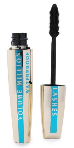 Loreal mascara Volume Million Lashes Waterproof 9ml