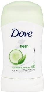 Dove deostick Go Fresh Cocumber & Green 40ml