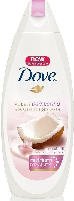 Dove sprchový gel Purely Pampering Coconut Milk 250ml