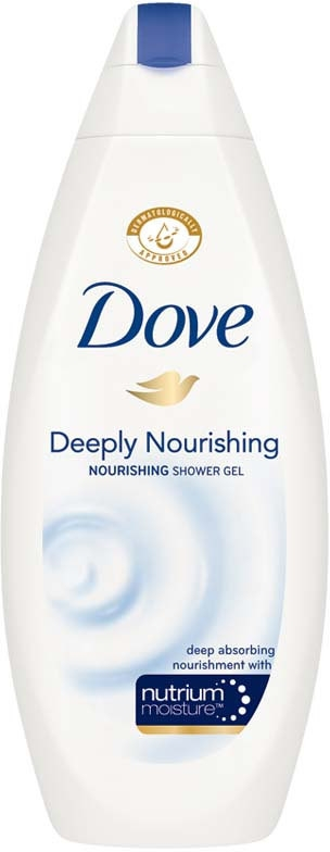 Dove sprchový gel Deeply Nourishing 250 ml