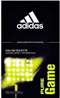 Adidas toaletní voda Pure Game 100 ml