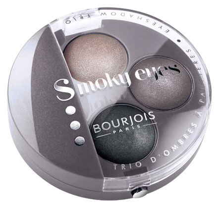 Bourjois stíny Trio Eyeshadow 12 4,5 g