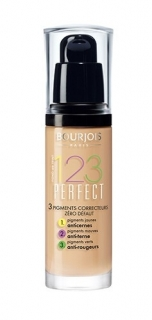 Bourjois make-up SPF10 123 Perfect 55 30ml