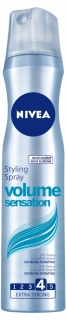 Nivea lak na vlasy Volume Care 250 ml
