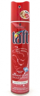 Taft lak na vlasy 10 Carat Glanz Shine Ultra 4 250 ml