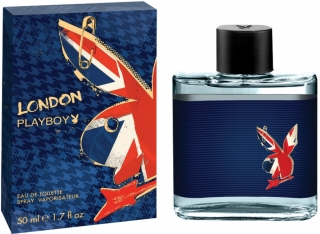 Playboy toaletní voda Men London 100 ml