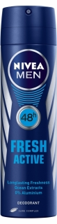 Nivea deospray Men Fresh Active 150 ml