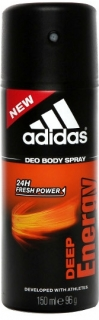 Adidas deospray Men Deep Energy 150 ml
