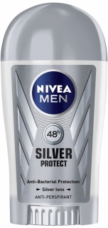 Nivea deostick Men Silver Protect 40 ml